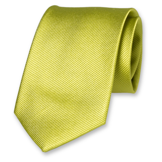 Cravatta Lime XL - Seta (1)