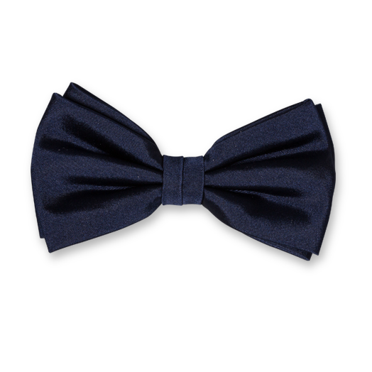 Papillon Navy - Seta Satin (1)